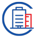 i3 bank business banking icon