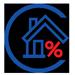 i3 bank mortgage icon